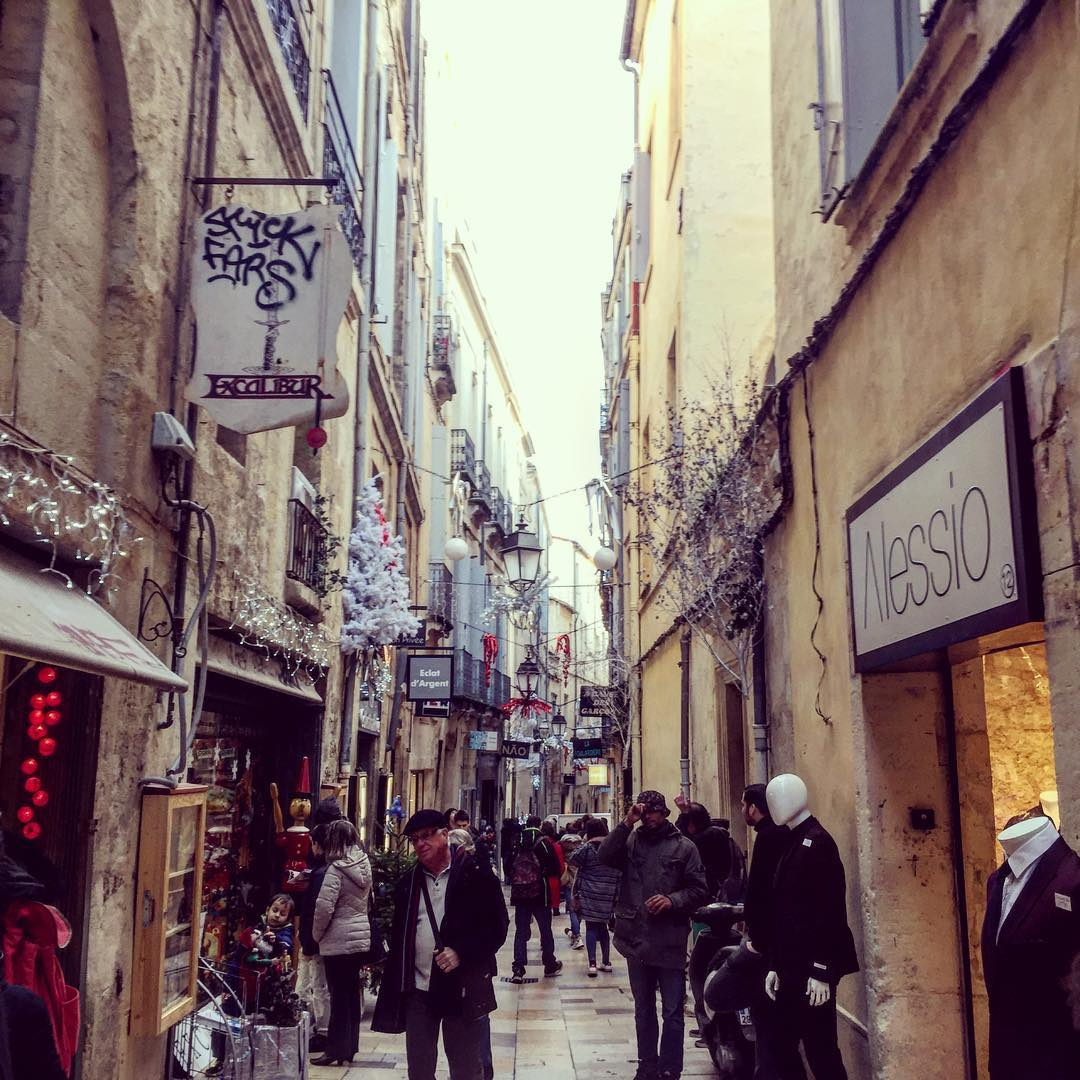 rue de l'Ancien Courrier - AEF homestay in Montpellier