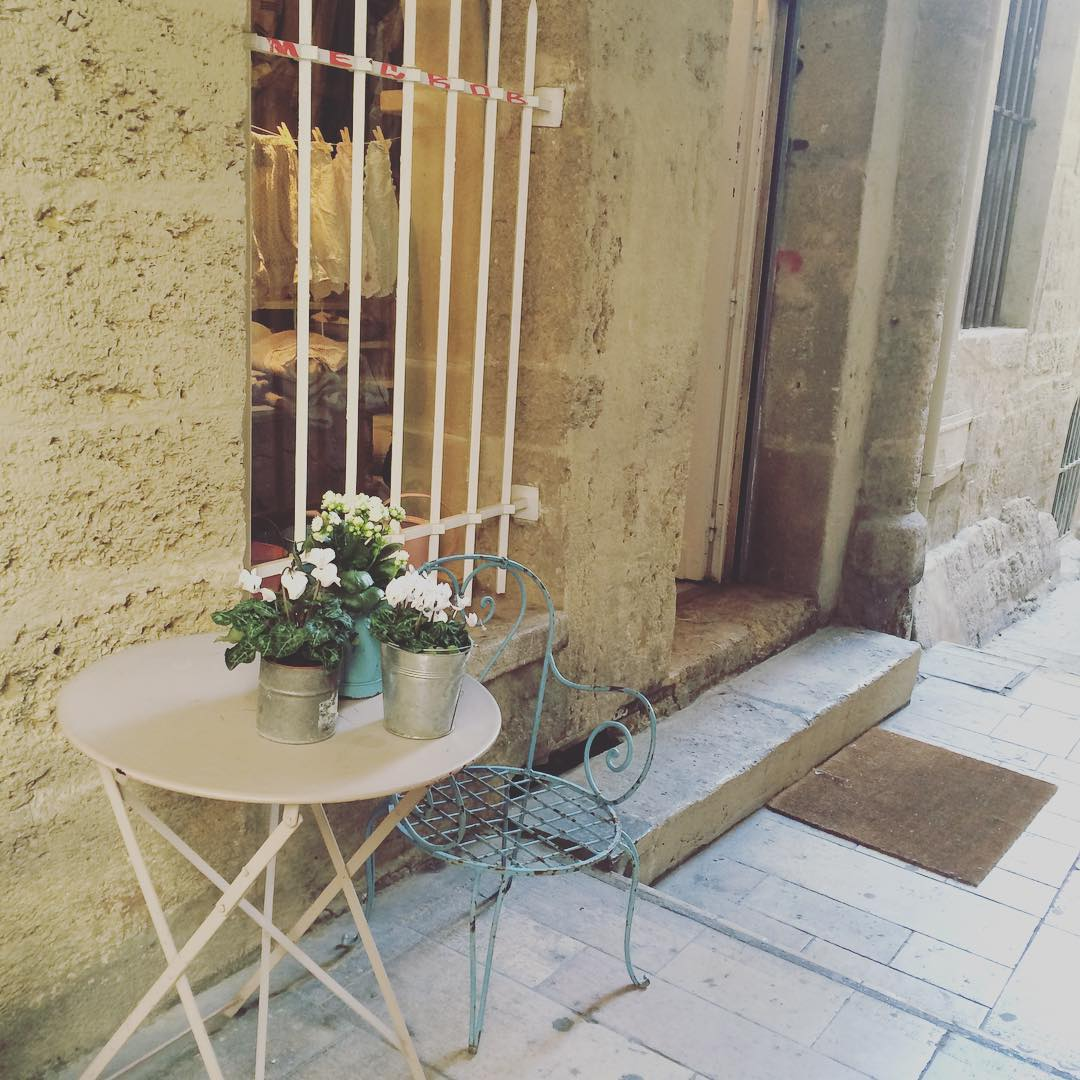 old Montpellier - homestay in France