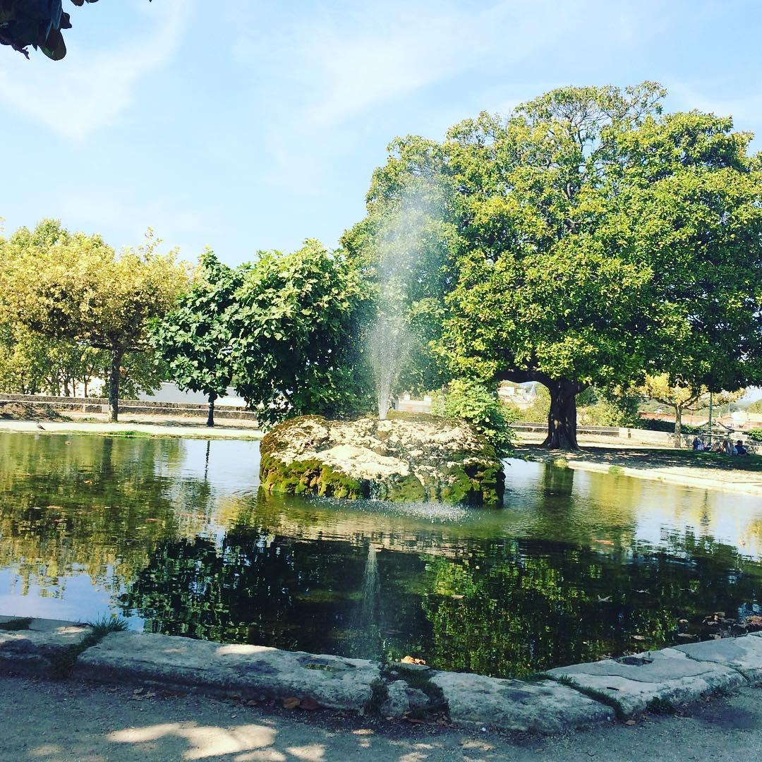 Jardin du Peyrou - aef homestay in Montpellier