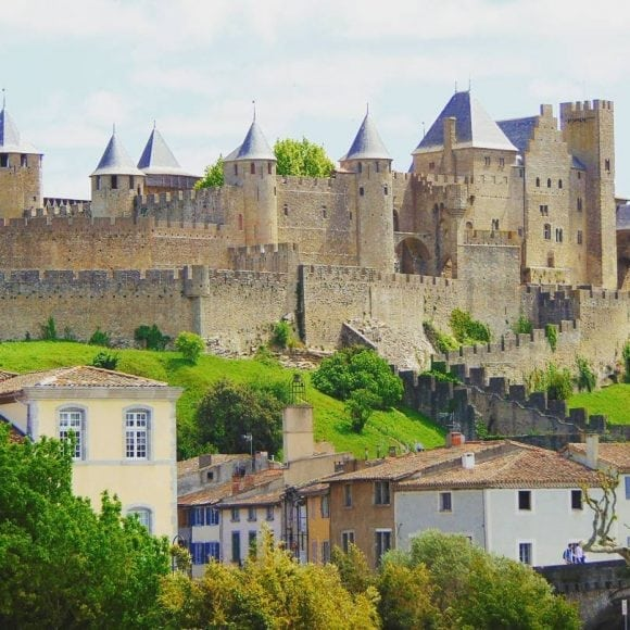 Carcassonne - aef homestay in Montpellier