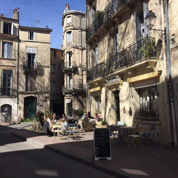 Place de la Canourgue - homestay in Montpellier